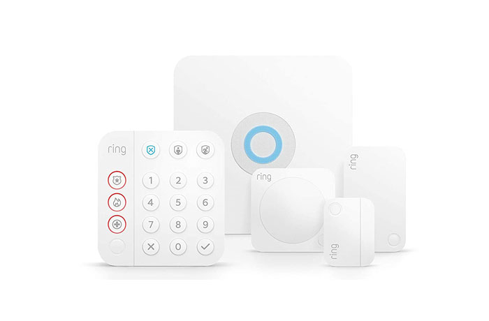 All-New Ring Alarm home security system